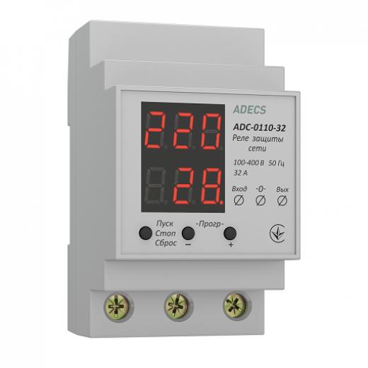ADECS ADC-0110-50 - реле напряжения - описания, отзывы, подробная характеристика