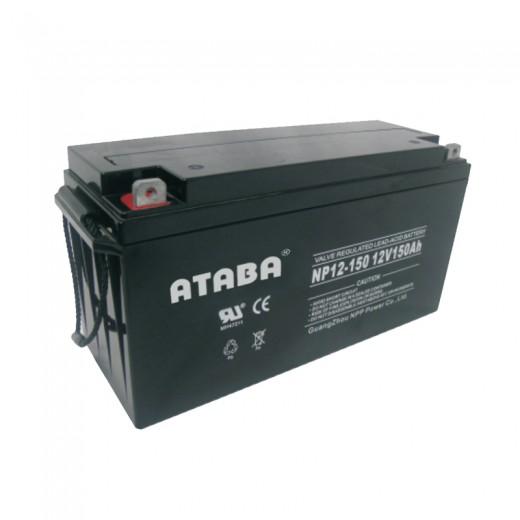 ATABA AGM 12V 150Ah - описания, отзывы, подробная характеристика