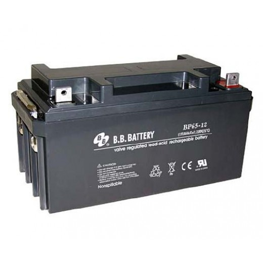 BB Battery BP65-12/B2 - описания, отзывы, подробная характеристика