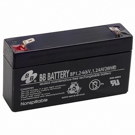 BB Battery BP1.2-6/T1 - описания, отзывы, подробная характеристика