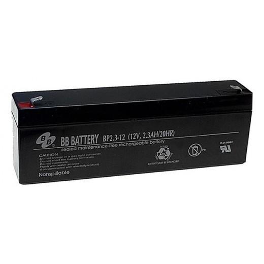 BB Battery BP2,3-12/T1 - описания, отзывы, подробная характеристика
