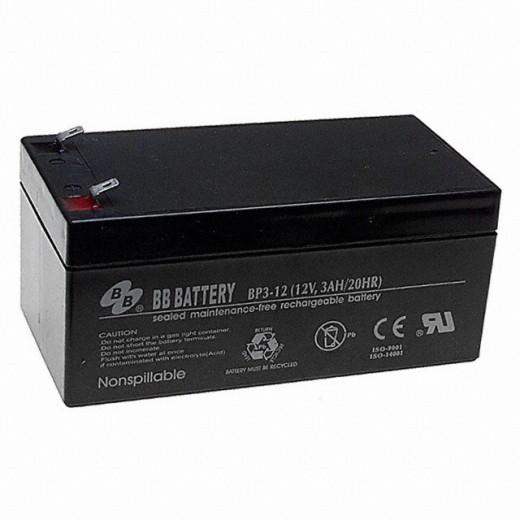 BB Battery BP3-12/T1 - описания, отзывы, подробная характеристика