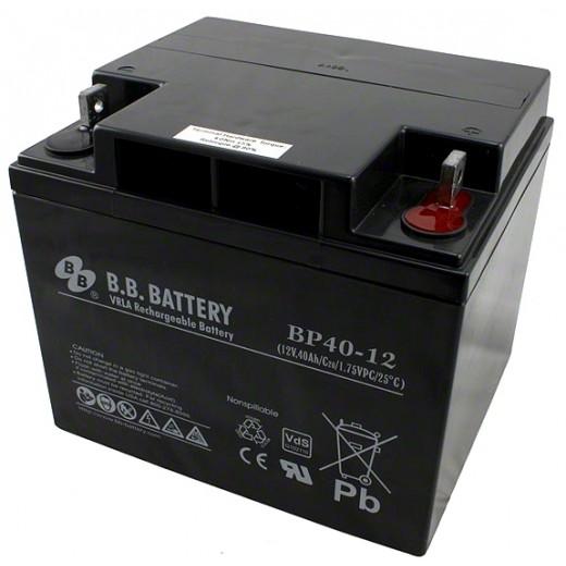BB Battery BP40-12/B2 - описания, отзывы, подробная характеристика