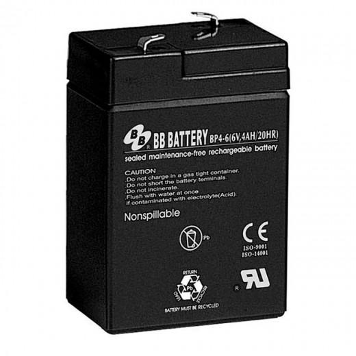 BB Battery BP4-6/T1 - описания, отзывы, подробная характеристика
