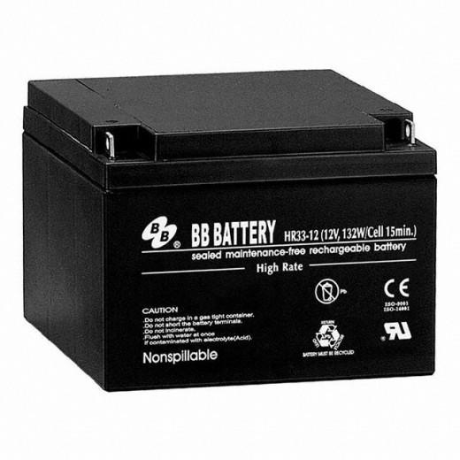 BB Battery HR33-12/B1 - описания, отзывы, подробная характеристика
