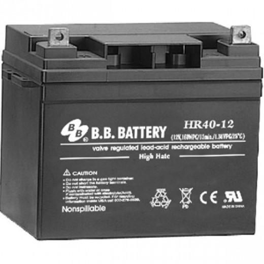 BB Battery HR40-12S/B2 - описания, отзывы, подробная характеристика