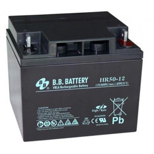BB Battery HR50-12/B2 - описания, отзывы, подробная характеристика