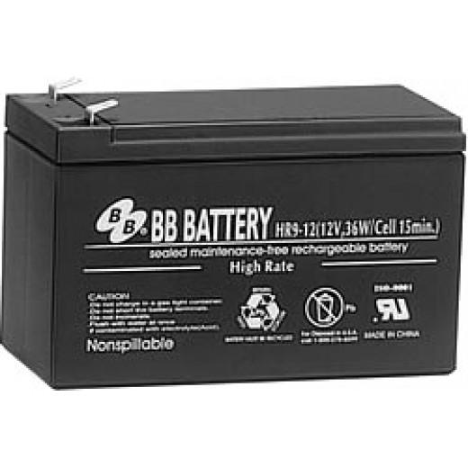BB Battery HR9-12FR - описания, отзывы, подробная характеристика