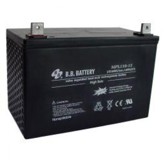 BB Battery MPL110-12/B6 - описания, отзывы, подробная характеристика