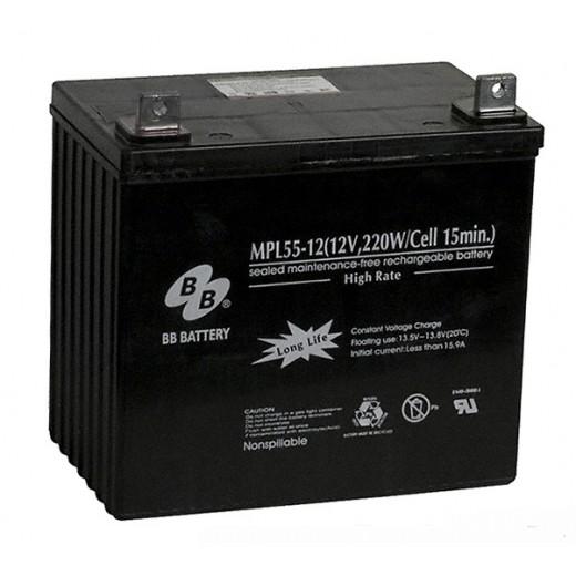 BB Battery MPL55-12/B5 - описания, отзывы, подробная характеристика