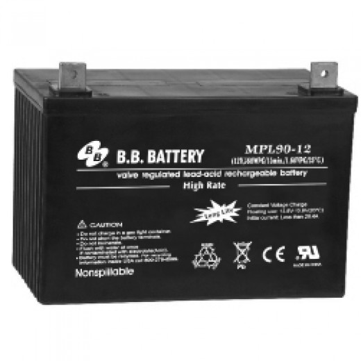BB Battery MPL90-12/B6 - описания, отзывы, подробная характеристика