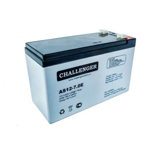 Challenger AS12-7.0Е - описания, отзывы, подробная характеристика