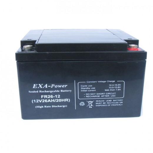 EXA-Power FR 26-12 - описания, отзывы, подробная характеристика