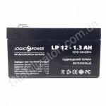 LogicPower 12V 1.3Ah - описания, отзывы, подробная характеристика
