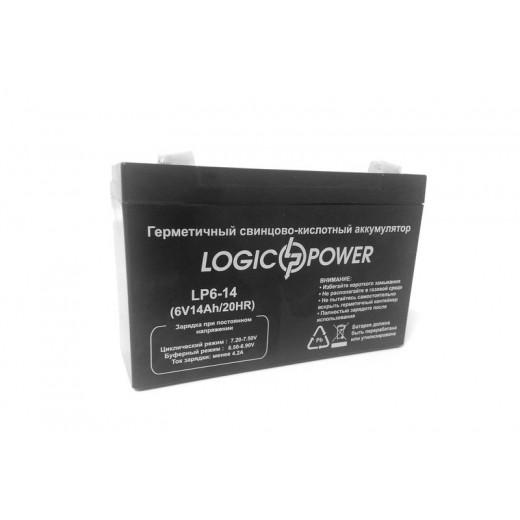 LogicPower LPM6-14 AH - описания, отзывы, подробная характеристика