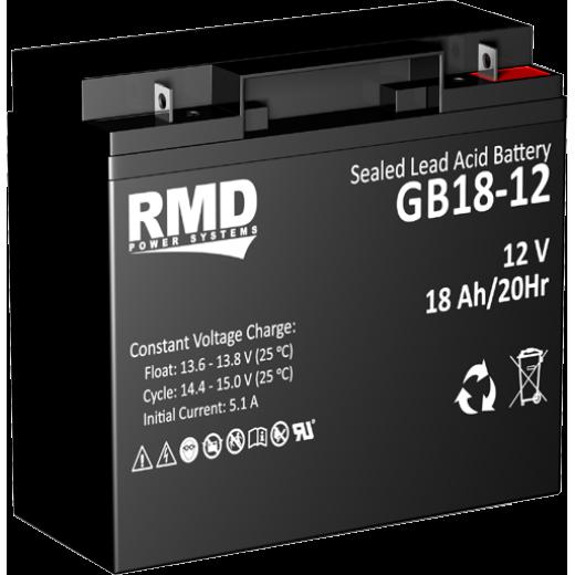 RMD GB 18-12 - описания, отзывы, подробная характеристика