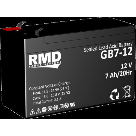 RMD GB 7-12 - описания, отзывы, подробная характеристика