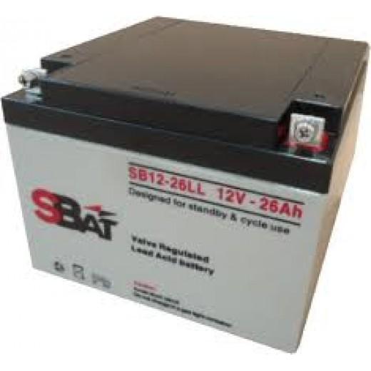 StraBat SB12 - 26LL - описания, отзывы, подробная характеристика