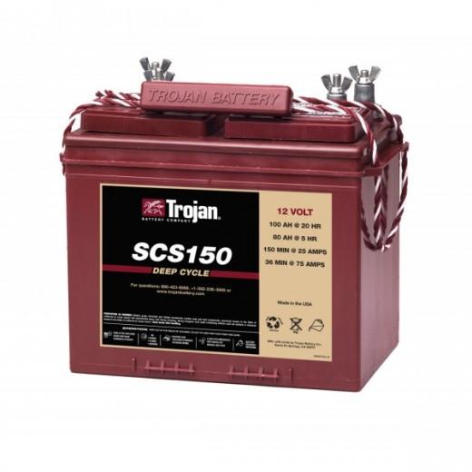 TROJAN SCS150 - описания, отзывы, подробная характеристика