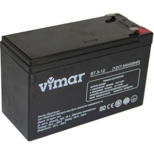 VIMAR B7,5-12 - описания, отзывы, подробная характеристика