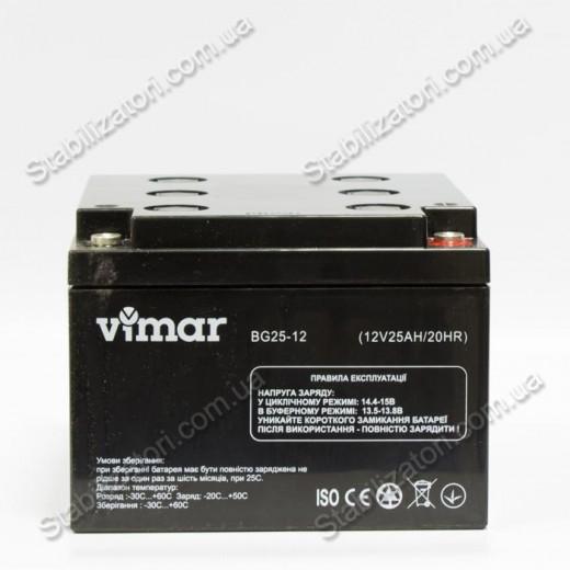 VIMAR BG25-12 - описания, отзывы, подробная характеристика
