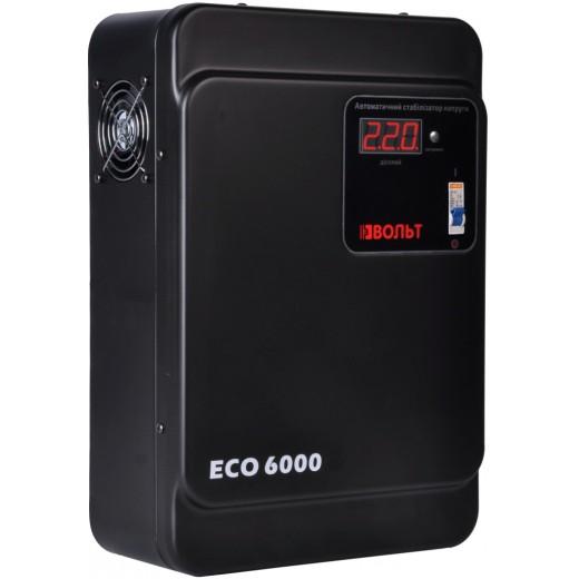 ВОЛЬТ ECO 6000 - описания, отзывы, подробная характеристика