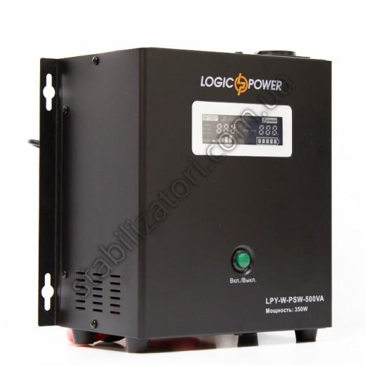 ИБП LogicPower LPY-W-PSW-500VA - описания, отзывы, подробная характеристика