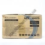 ИБП LUXEON UPS-500ZD - описания, отзывы, подробная характеристика