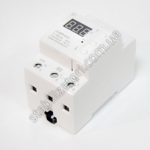 ZUBR D50t- реле напряжения - описания, отзывы, подробная характеристика