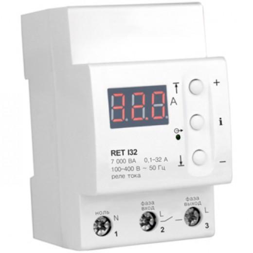 RET I32 - реле тока - описания, отзывы, подробная характеристика