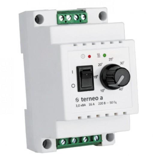 Terneo a - терморегулятор - описания, отзывы, подробная характеристика