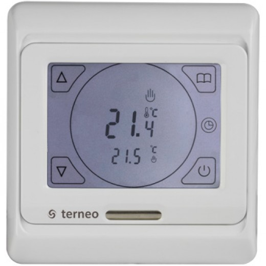 Terneo sen - терморегулятор - описания, отзывы, подробная характеристика