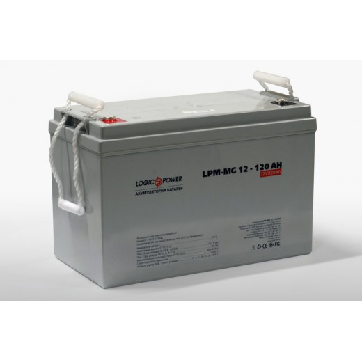 LogicPower LPM-MG 12V 120AH - описания, отзывы, подробная характеристика