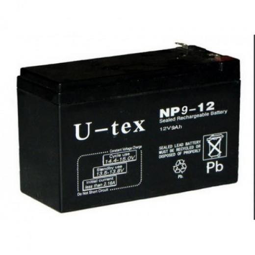 12V 9Ah U-tex - описания, отзывы, подробная характеристика