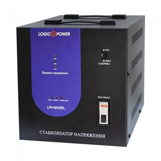 LogicPower LPH-5000RL - описания, отзывы, подробная характеристика