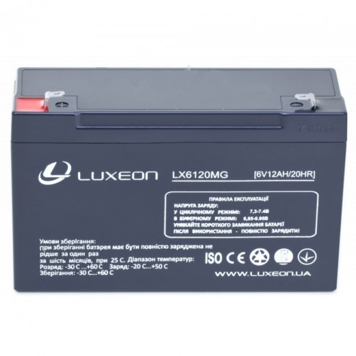 LUXEON LX6120MG - описания, отзывы, подробная характеристика