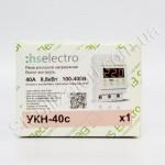 HS-Electro УКН-40с ( термозащита ) - реле напряжения - описания, отзывы, подробная характеристика
