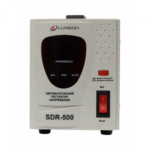Luxeon SDR-500 - описания, отзывы, подробная характеристика