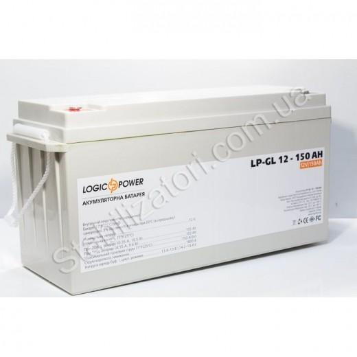 LogicPower LPM-GL 12V 150AH - описания, отзывы, подробная характеристика