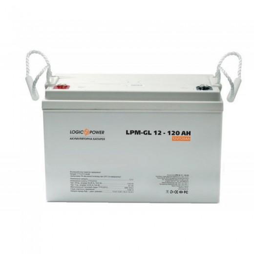 LogicPower LPM-GL 12V 120AH - описания, отзывы, подробная характеристика