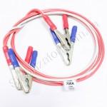 Надежные автомобильные провода АИДА 700А медь 3,2 метра 10,0мм2