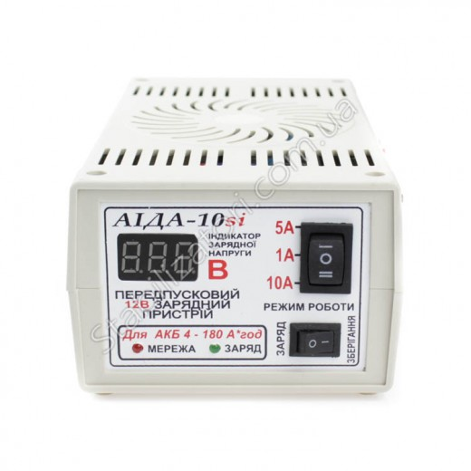 АИДА-10si цифровая индикация - Для гелевых АКБ описания, отзывы, подробная характеристика