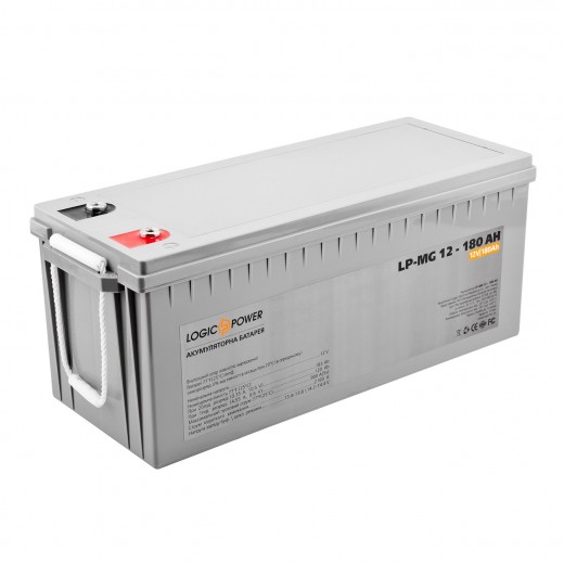 LogicPower LP-MG 12V 180AH 12V 180AH - описания, отзывы, подробная характеристика