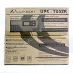ИБП LUXEON UPS-700ZR - описания, отзывы, подробная характеристика