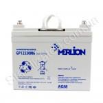 MERLION AGM GP12-33 12V 33AH - описания, отзывы, подробная характеристика