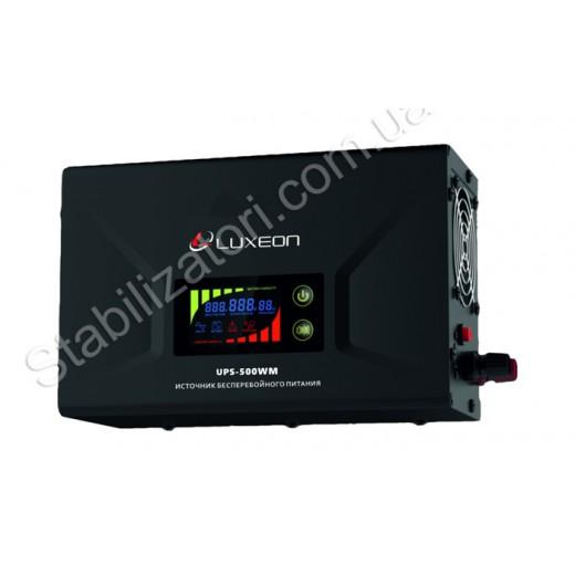ИБП LUXEON UPS-500WM - описания, отзывы, подробная характеристика