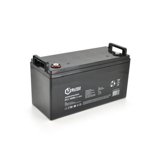 EUROPOWER AGM EP12-100M8 12V 100AH - описания, отзывы, подробная характеристика
