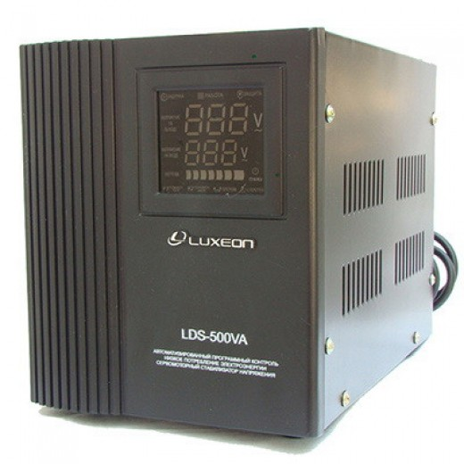 Luxeon LDS-500 SERVO - описания, отзывы, подробная характеристика