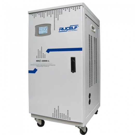 RUCELF SDV II-40000-L - описания, отзывы, подробная характеристика