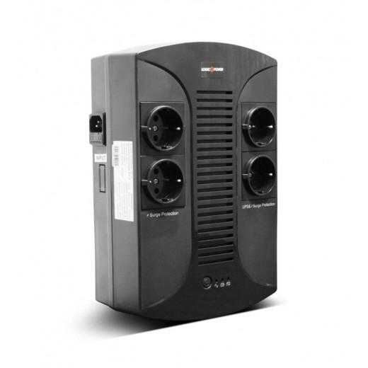 ИБП LogicPower LP 650VA-PS - описания, отзывы, подробная характеристика